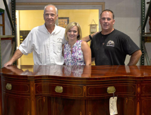 Schoenbauer Furniture Service Celebrates 25 Years of Making Sawdust