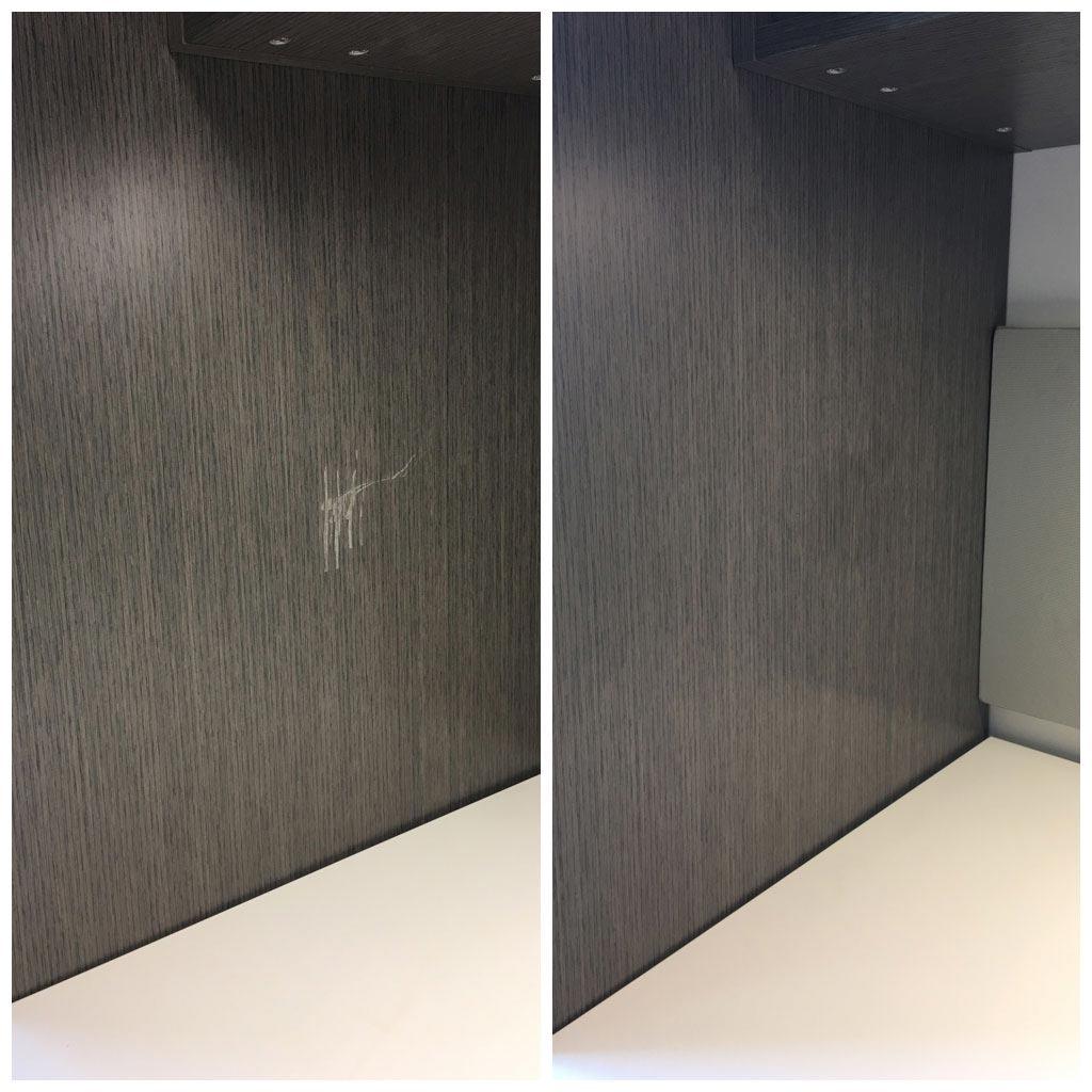 Commercial Desk Repair - Schoenbauer Furniture Service, Inc