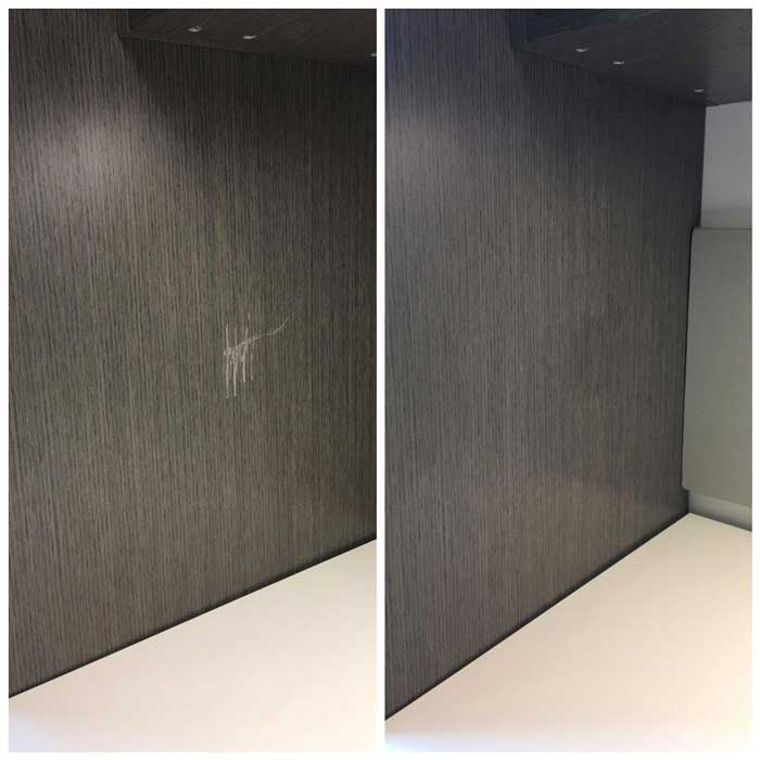 commercial desk repair