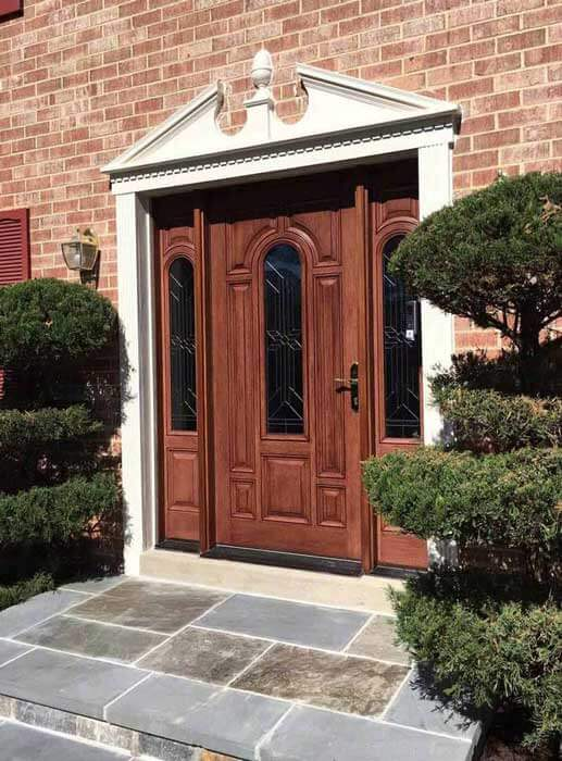 residential front door